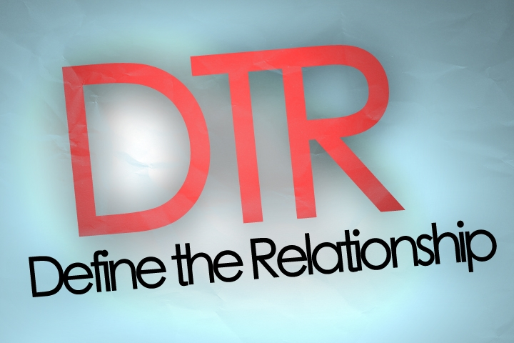 How to have the dtr talk